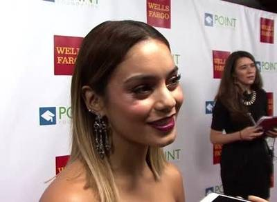 News video: Vanessa Hudgens Takes On Old Hollywood As She Prepares To Play Gigi