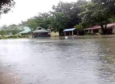 News video: Typhoon Kalmaegi Floods Philippine Town