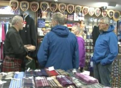 News video: Scottish Referendum: Edinburgh's Economic Battlegrounds
