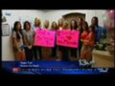 News video: Miss Florida is Fourth Runner-up For Miss America