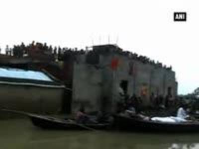 News video: Flood alert issued in four districts of Bihar and Jharkhand
